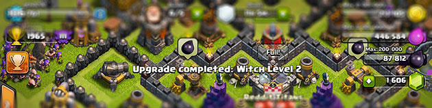 Trucchi Clash of Clans: elisir nero