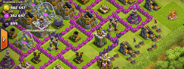 Trucchi Clash of Clans: farmare