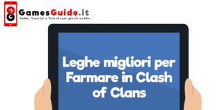 Leghe migliori per Farmare in Clash of Clans