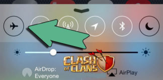 Giocare a Clash of Clans offline