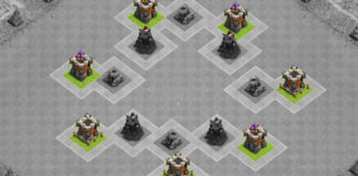 Layout del Villaggio Clash of Clans: i principi di base
