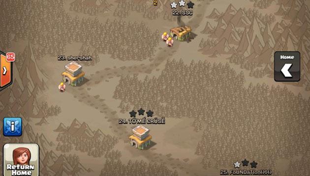 Guerra tra Clan: quando attaccare?
