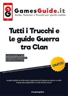 Trucchi Guerra tra Clan Clash of Clans