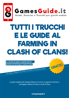 Trucchi Guide Farming Clash of Clans
