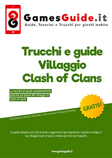 Trucchi e guide villaggio Clash of Clans