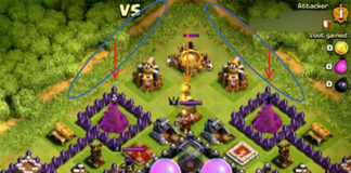 Strategia Go-To per farmare in Clash of Clans