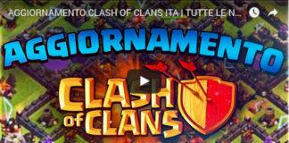 Anticipazioni aggiornamento Clash of Clans Febbraio 2015
