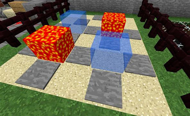 Lastra Di Legno Minecraft : Trucchi per la costruzione di edifici in minecraft trucchi