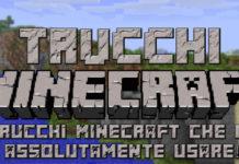 10 trucchi Minecraft che devi assolutamente usare!