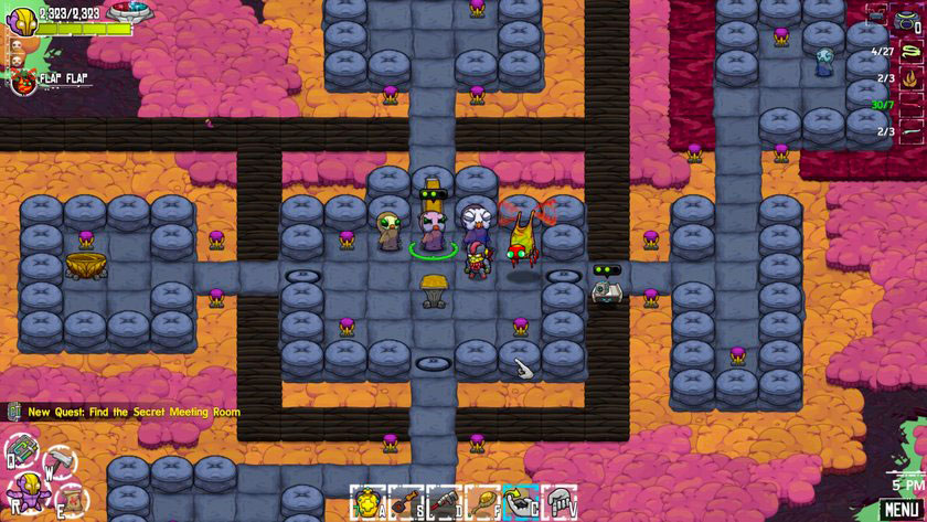 Recensione Crashlands - diventerà l'erede di Minecraft?