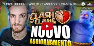 Aggiornamento Clash of Clans Marzo 2016 - Nuova truppa: il Bocciatore!