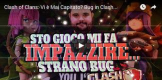 Bug Clash of Clans: evocazione degli Incantesimi non voluta!