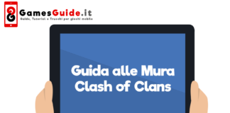 Guida alle Mura Clash of Clans