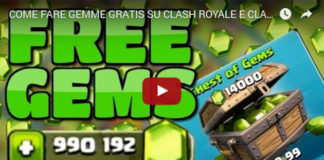 Come fare gemme gratis su Clash of Clans