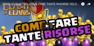 Come fare tante risorse velocemente in Clash of Clans!