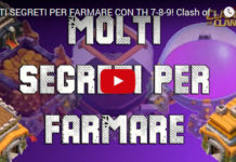 Tutti i trucchi Clash of Clans per farmare con TH7-8-9!