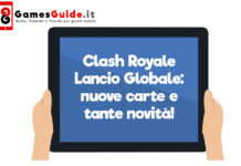 Clash Royale Lancio Globale: nuove carte e tante novità!