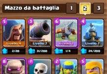 Come vincere a clash royale arena 2