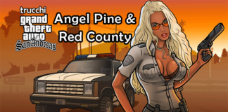GTA San Andreas guida completa Angel Pine & Red County!