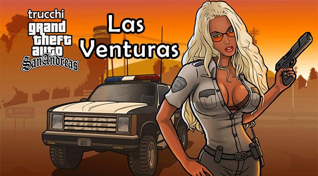 GTA San Andreas guida completa missioni Las Venturas!