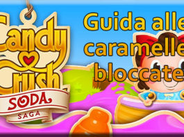 Guida alle caramelle bloccate Candy Crush Soda