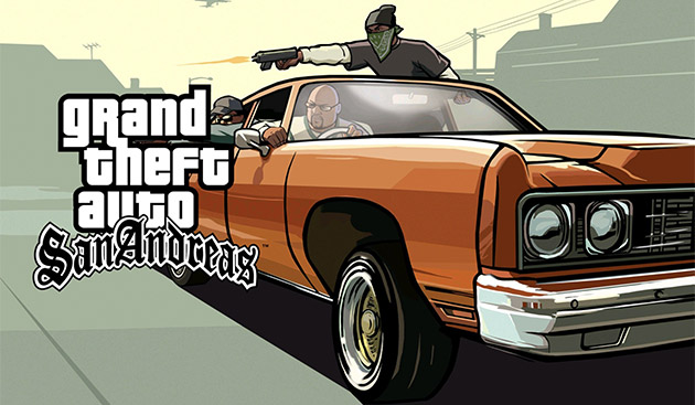 Trucchi GTA San Andreas PS2