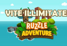 Vite illimitate Ruzzle Adventure